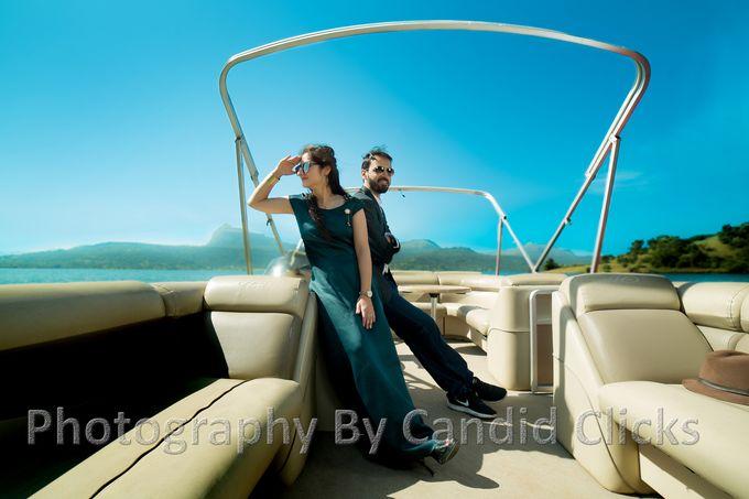 Pre Wed Shoot Of Rahul & Rakhi by Candid Clicks - 006
