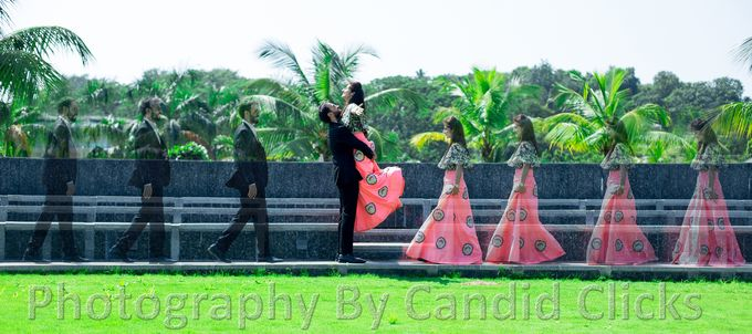 Pre Wed Shoot Of Rahul & Rakhi by Candid Clicks - 004