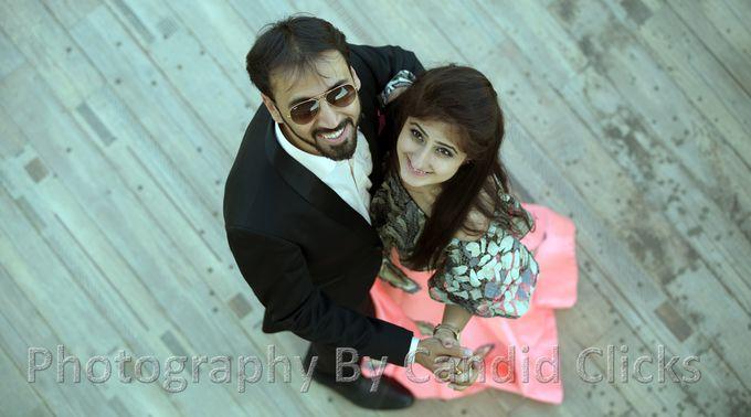 Pre Wed Shoot Of Rahul & Rakhi by Candid Clicks - 021