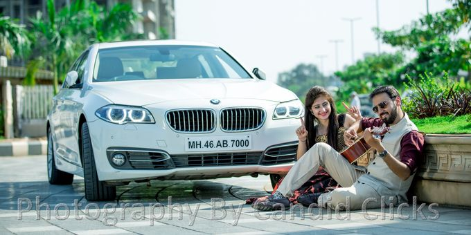 Pre Wed Shoot Of Rahul & Rakhi by Candid Clicks - 019