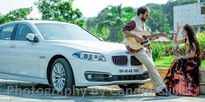 Pre Wed Shoot Of Rahul & Rakhi by Candid Clicks - 007
