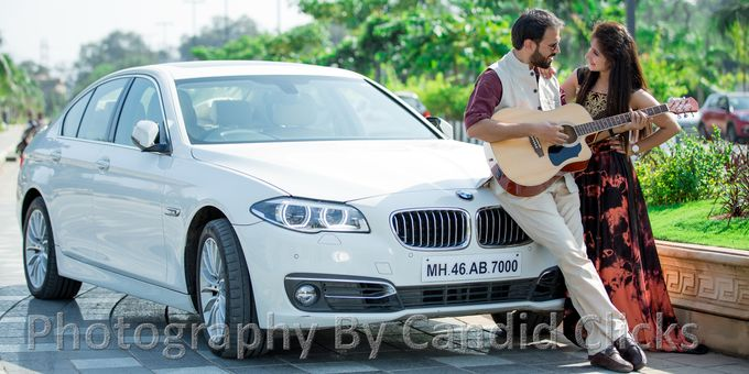 Pre Wed Shoot Of Rahul & Rakhi by Candid Clicks - 011