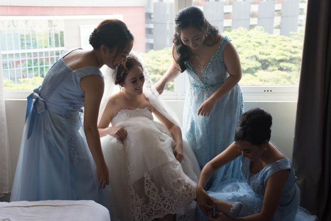 Wedding Day Darryl & Tata by SHINE PLANNER & ORGANIZER - 008