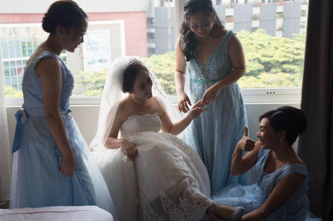 Wedding Day Darryl & Tata by SHINE PLANNER & ORGANIZER - 009