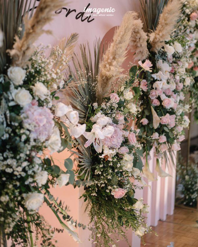 Rina Yordi Wedding Day by Chandira Wedding Organizer - 036