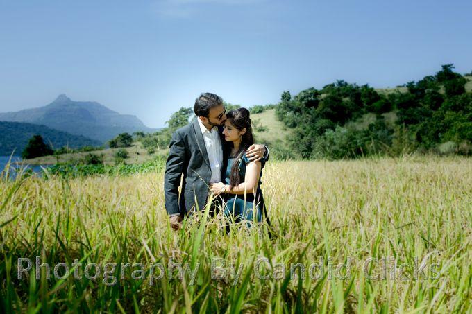 Pre Wed Shoot Of Rahul & Rakhi by Candid Clicks - 020