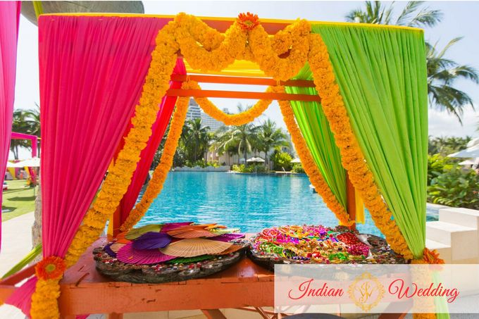 Indian wedding planner in Thailand by Indian wedding planner in Thailand - 004