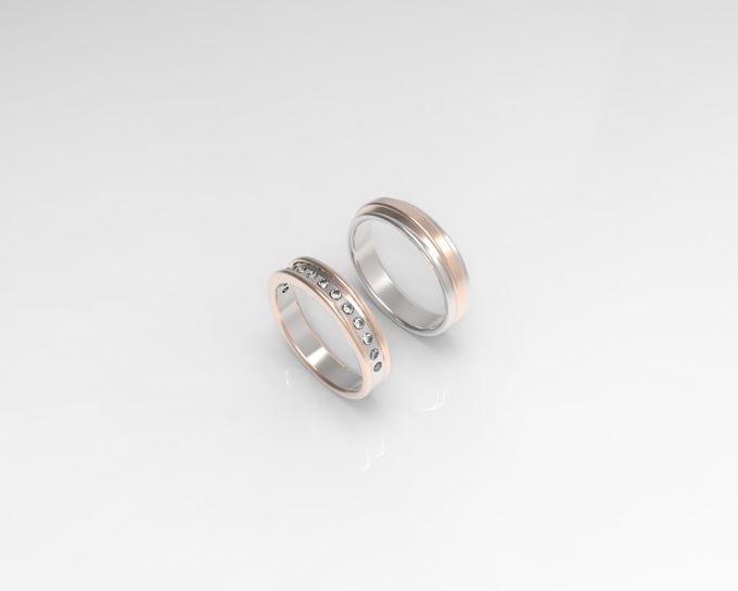 Custom Made Wedding Bands By Elise Jewellery Bridestory Com