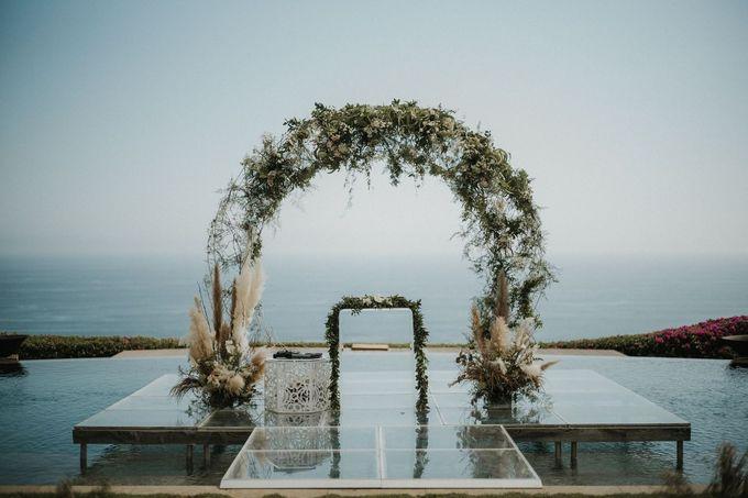 Chris & Calista Real Wedding at The Stone House by Tirtha by Tirtha Bali - 015