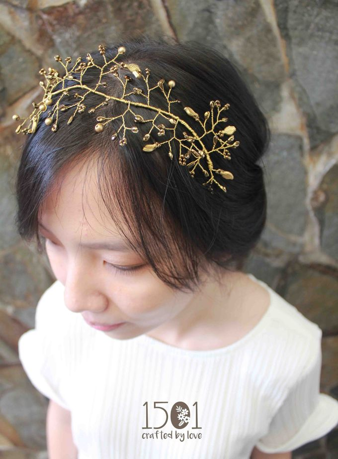hairpiece by 1501 - 004