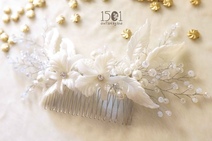 hairpiece by 1501 - 011