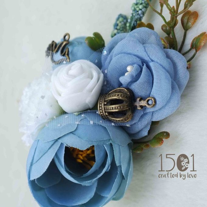 boutonnieres by 1501 - 010