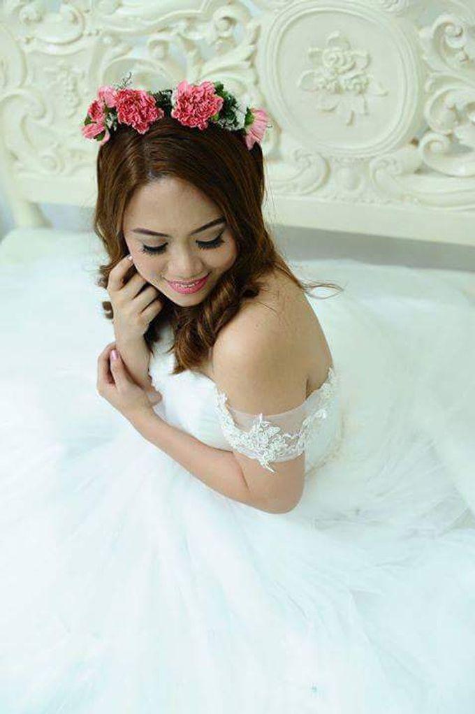 Wedding /Bridal MAKEOVER  by PROFESSIONAL HD MAKEUP BY BENJBASTE (BenyoumakeoverArtistry) - 010