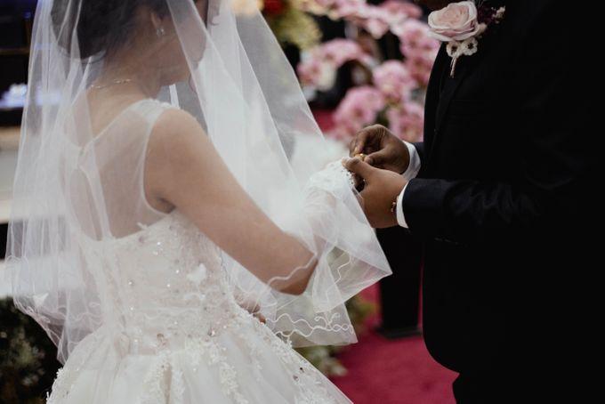 The Wedding of Erick & Aldina by We Make Memoir - 033