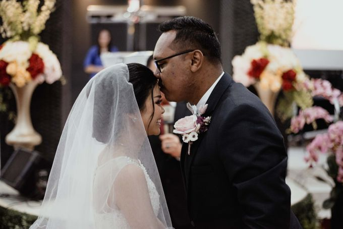 The Wedding of Erick & Aldina by We Make Memoir - 035