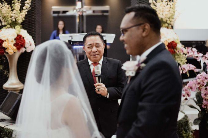 The Wedding of Erick & Aldina by We Make Memoir - 036