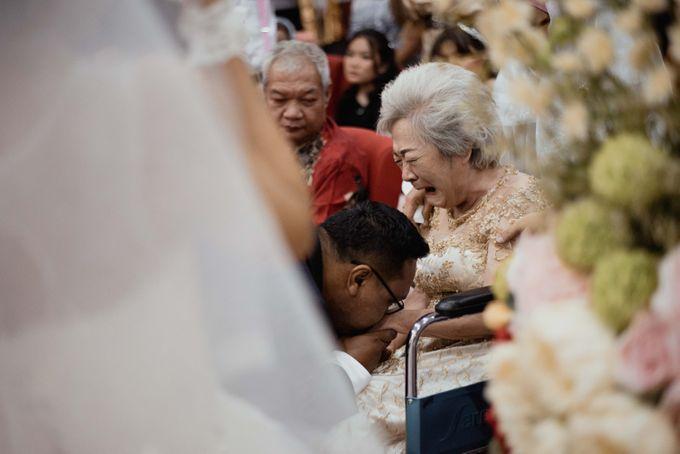 The Wedding of Erick & Aldina by We Make Memoir - 037