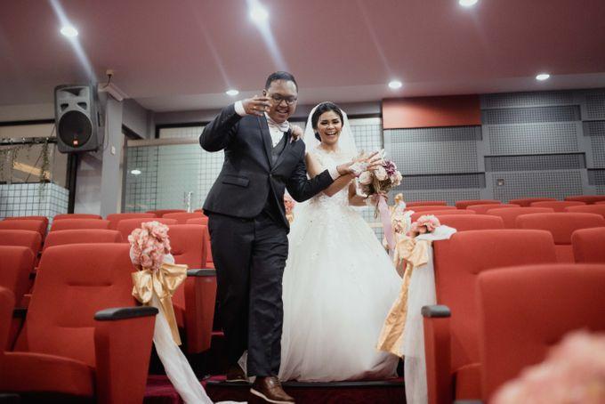The Wedding of Erick & Aldina by We Make Memoir - 040