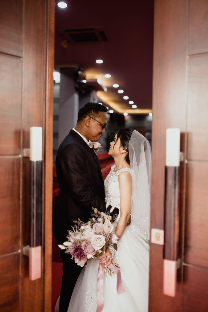 The Wedding of Erick & Aldina by We Make Memoir - 041