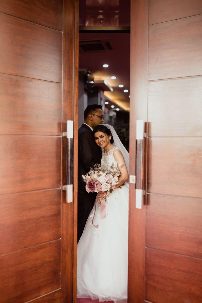 The Wedding of Erick & Aldina by We Make Memoir - 042