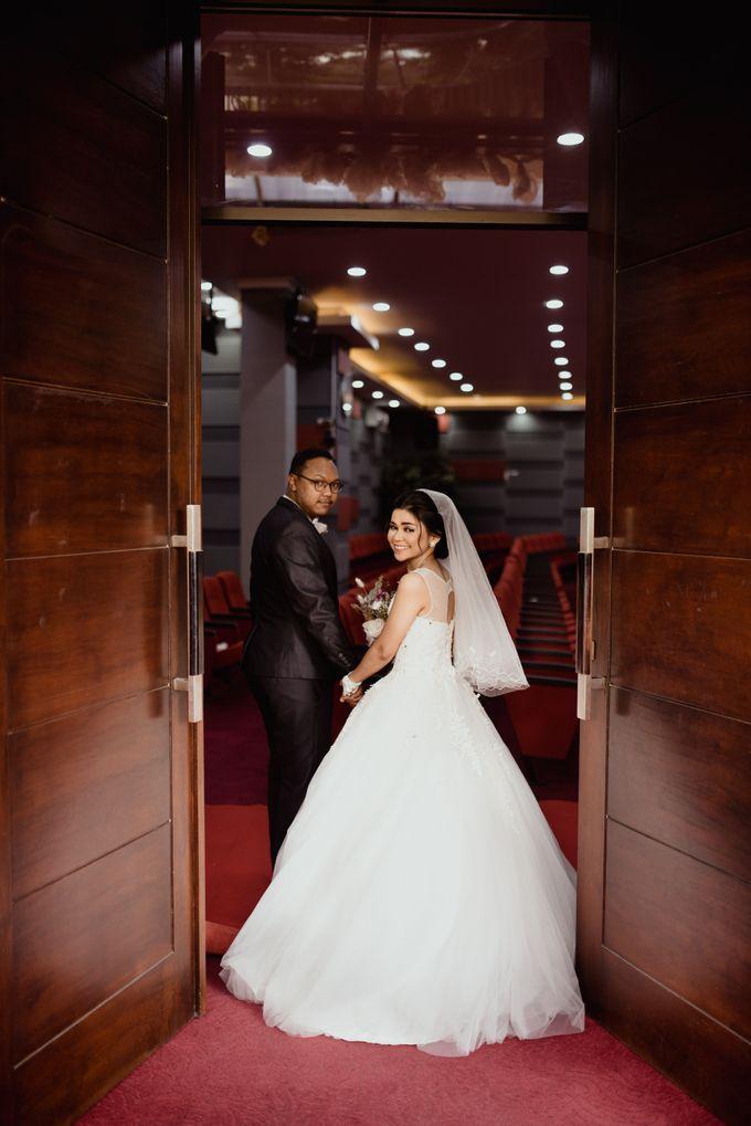 The Wedding of Erick & Aldina by We Make Memoir - 043