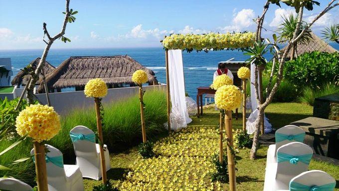 My Villa Wedding by Samabe Bali Suites & Villas - 006