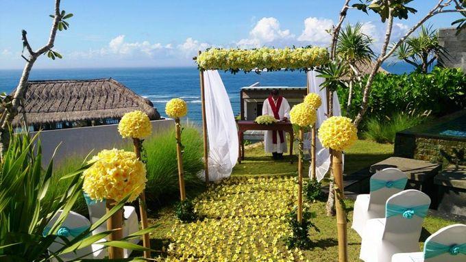 My Villa Wedding by Samabe Bali Suites & Villas - 004