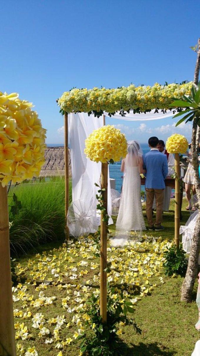 My Villa Wedding by Samabe Bali Suites & Villas - 005