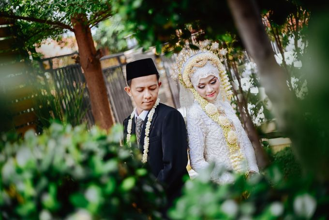 wedding lupita & ali by afans art photography - 001