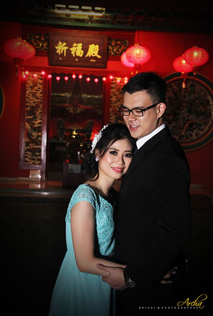 Prewedding outdoor by Archa makeup artist - 006