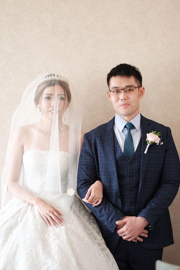 Wedding day of Shinta & Aldo by Michelle Bridal - 024