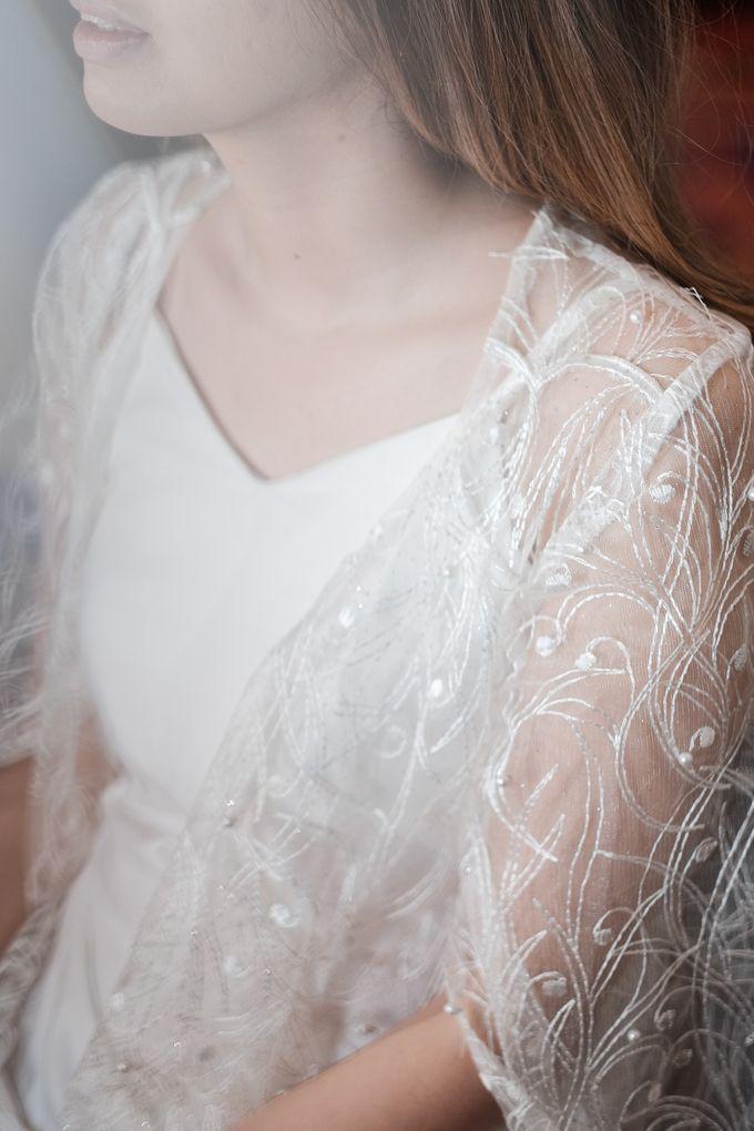 Wedding day of Shinta & Aldo by Michelle Bridal - 011