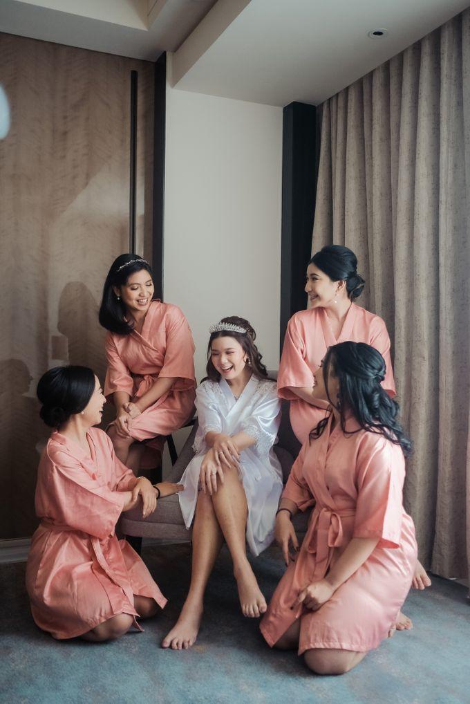 Bonifasius & Aurellia by Sheraton Grand Jakarta Gandaria City Hotel - 005