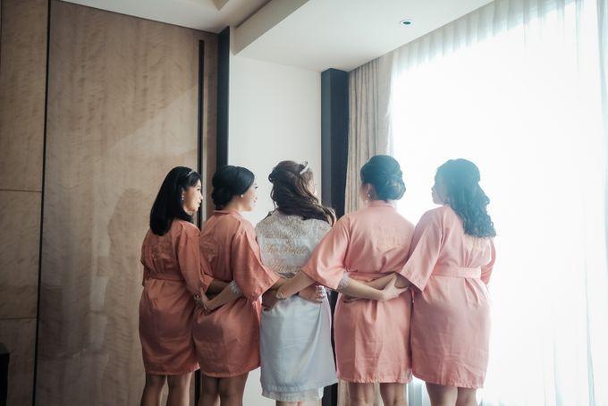 Bonifasius & Aurellia by Sheraton Grand Jakarta Gandaria City Hotel - 006