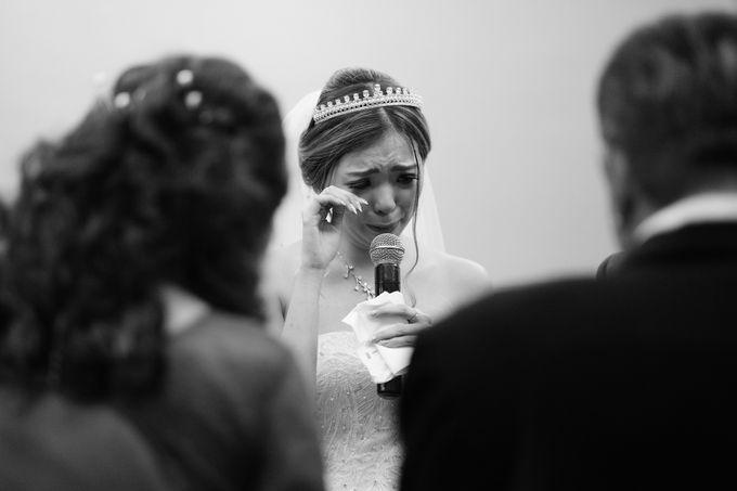 Wedding day of Shinta & Aldo by Michelle Bridal - 033