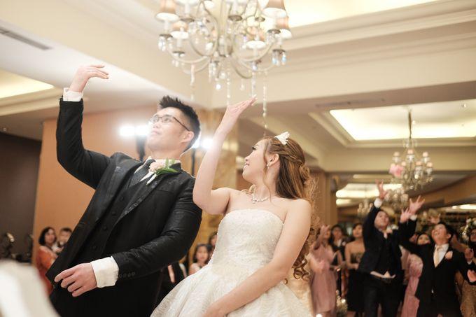 Wedding day of Shinta & Aldo by Michelle Bridal - 037