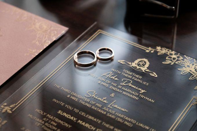 Wedding day of Shinta & Aldo by Michelle Bridal - 001
