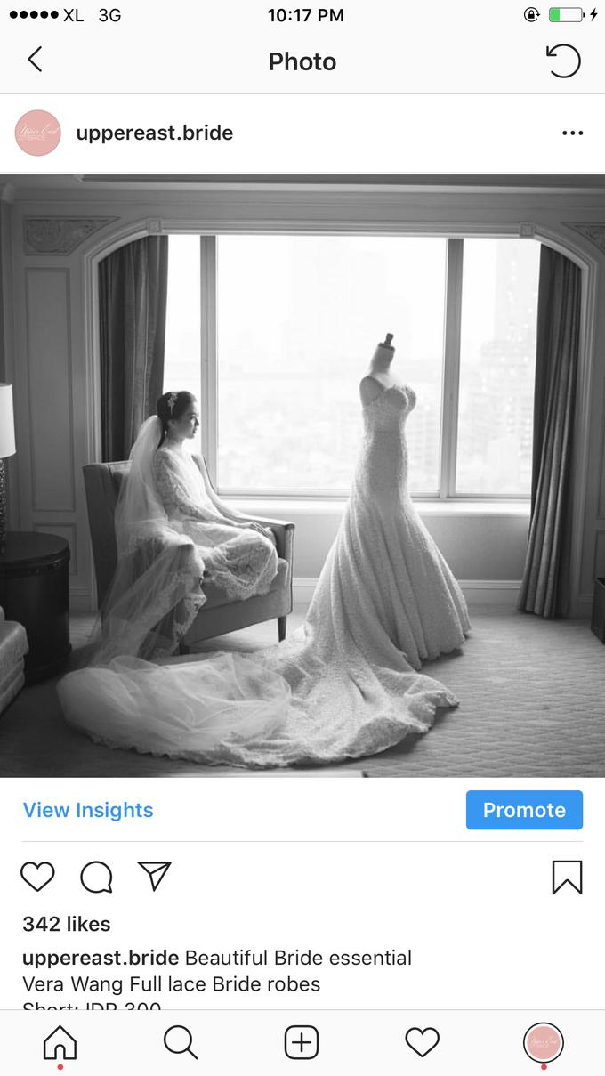 The wedding of Ferdy & Elizabeth by upper east bridesmaid - 003