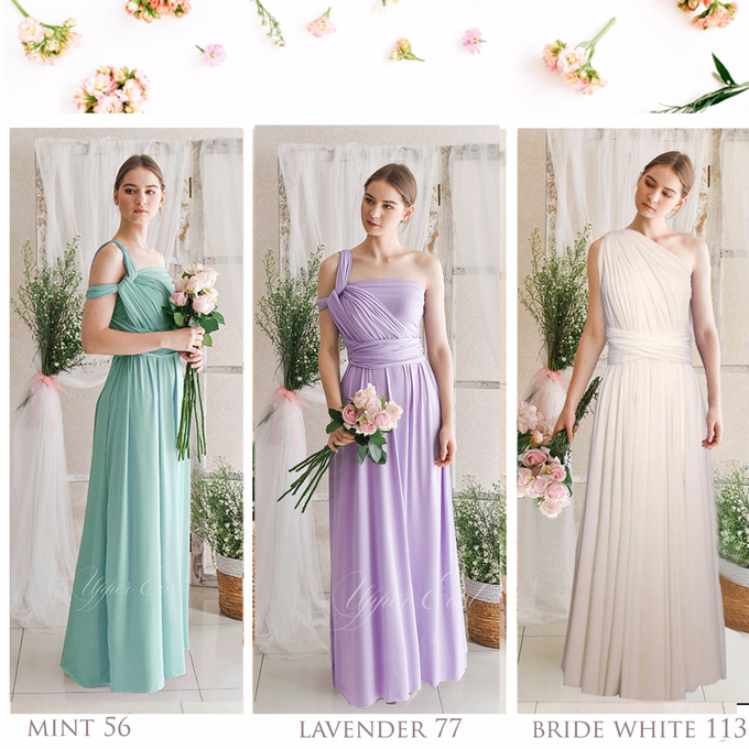 Infinity dress catalog by upper east bridesmaid - 005