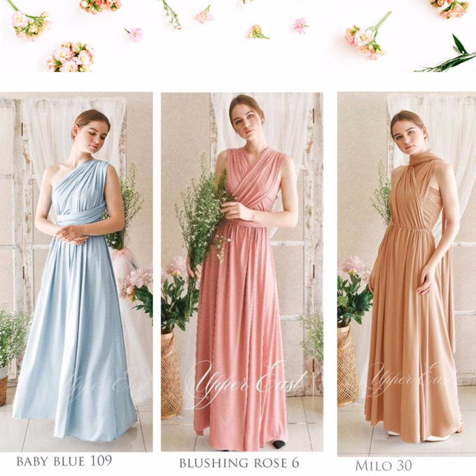 Infinity dress catalog by upper east bridesmaid - 006