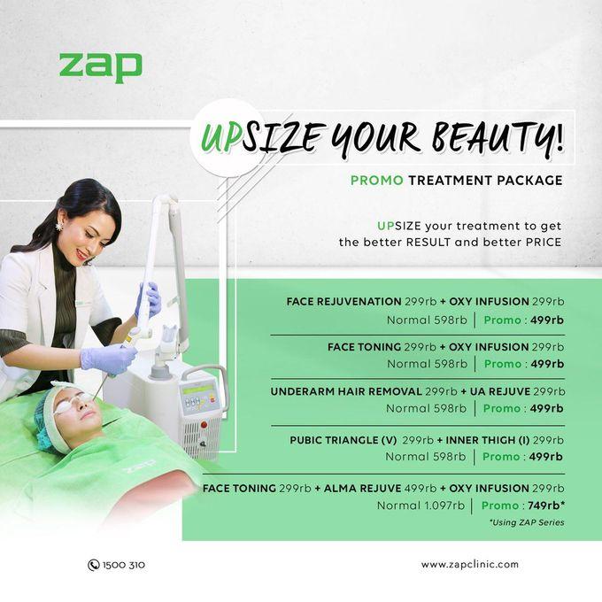 Upsize Package by ZAP Clinic - 001