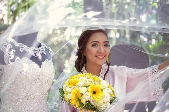 Wedding /Bridal MAKEOVER  by PROFESSIONAL HD MAKEUP BY BENJBASTE (BenyoumakeoverArtistry) - 001