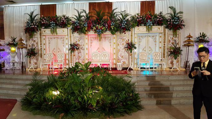 Contoh Dekorasi Tambahan Wedding Tradisional by Hotel Istana Nelayan - 006