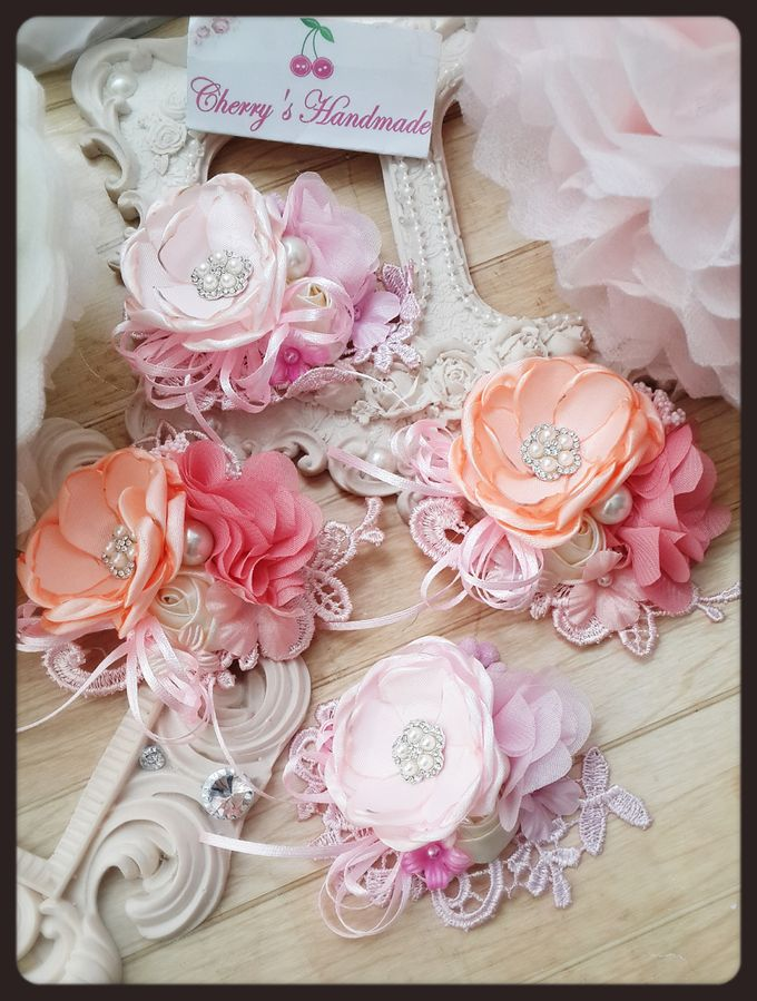 Hand Corsages by Cherry's  Handmade - 003