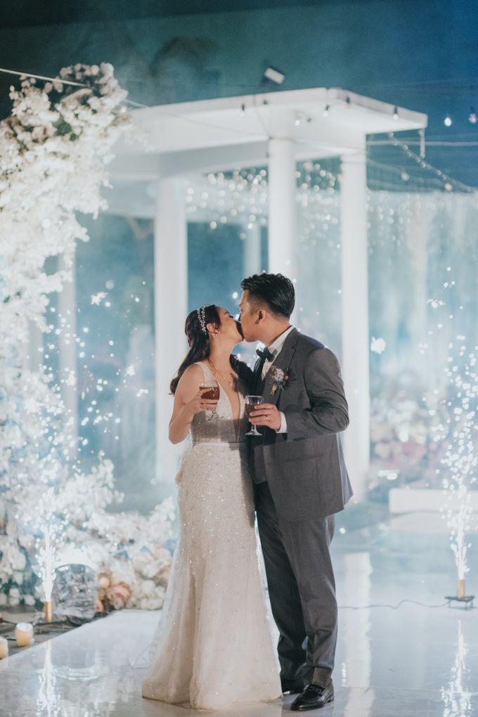 Steven & Catherin Wedding at Aston Cirebon by PRIDE Organizer - 018