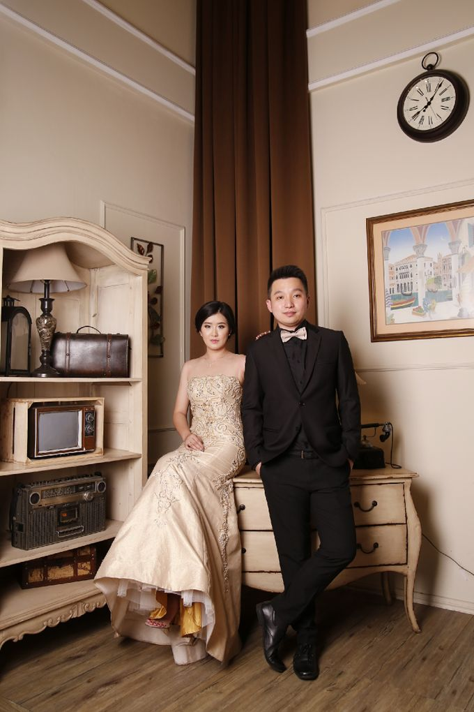 Pre-wedding Photoshoot by Vica Wang - 003