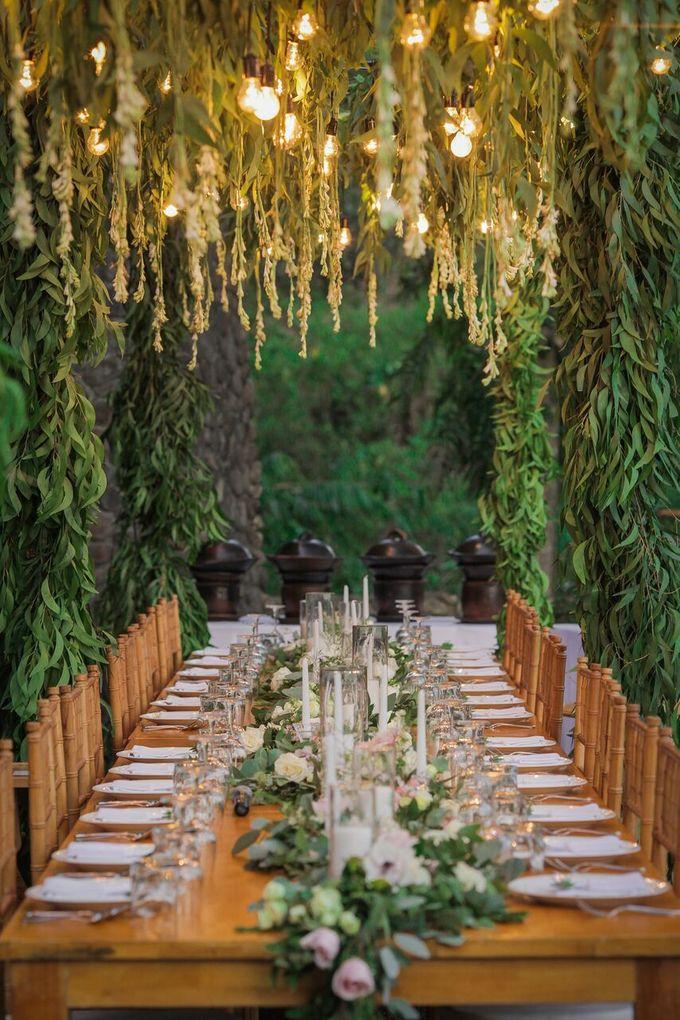 Sweet Garland Dinner by CITTA Wedding - 024