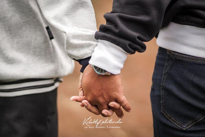 Prewedding of Surya & Silva by kolektifphotovideo - 001