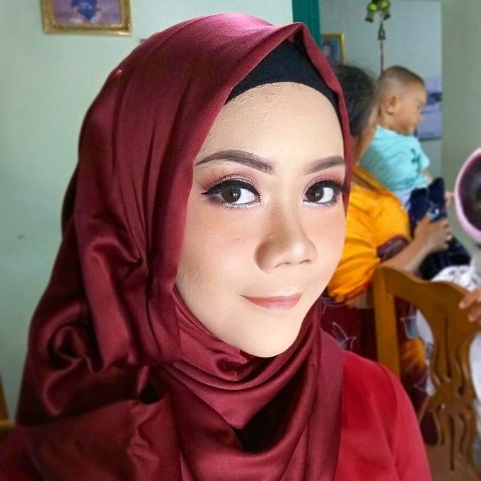 Peachy.Maroon Makeup by awmodis.makeup - 004