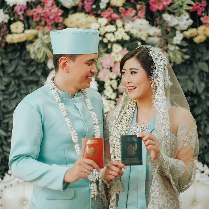 Nita & Ferry Akad Nikah 2017 by UruliaYashinta Bride - 005